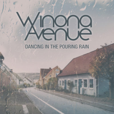 Cover art for Dancing in the Pouring Rain single by Winona Avenue.