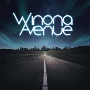 Winona Avenue Self Titled Album CD Front Album Artwork Cover Art