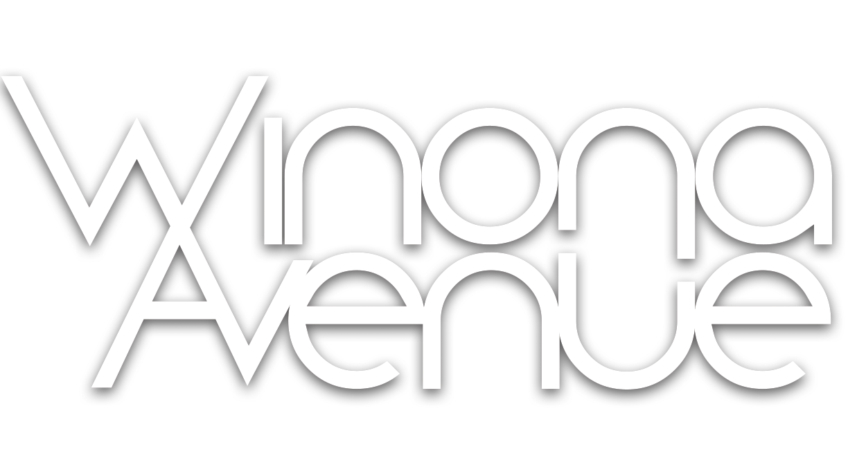 Winona Avenue logo.