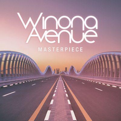 Masterpiece single album artwork cover art by Winona Avenue