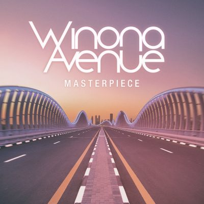 Cover art for Masterpiece single by Winona Avenue.